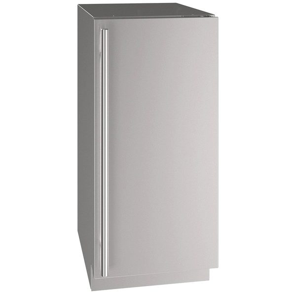 "15"" 5 Class Stainless Refrigerator"