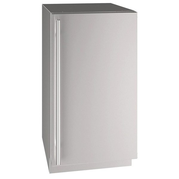 "18"" 5 Class Stainless Refrigerator"