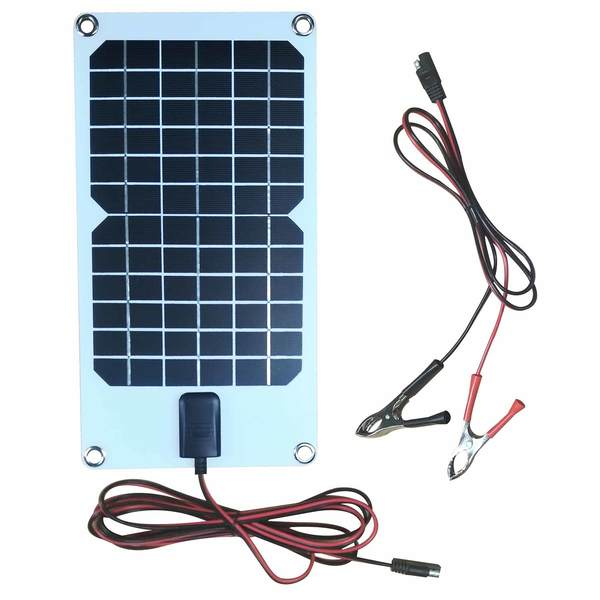 8 Watt Semi Flex Solar Charger
