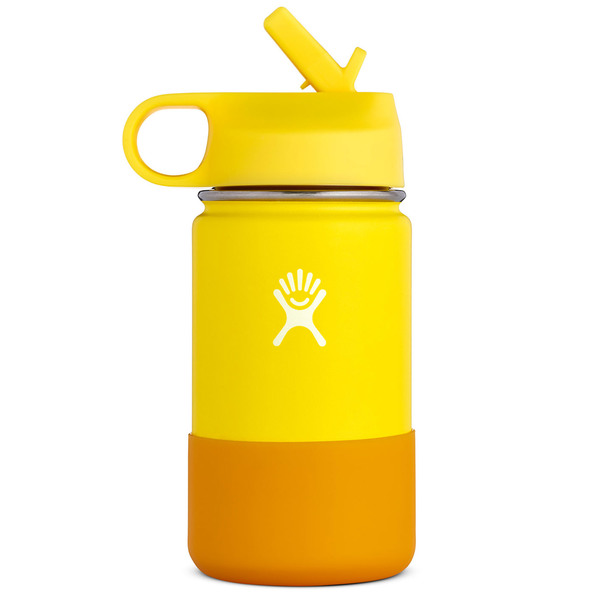 12 oz. Kids Wide Mouth Water Bottle