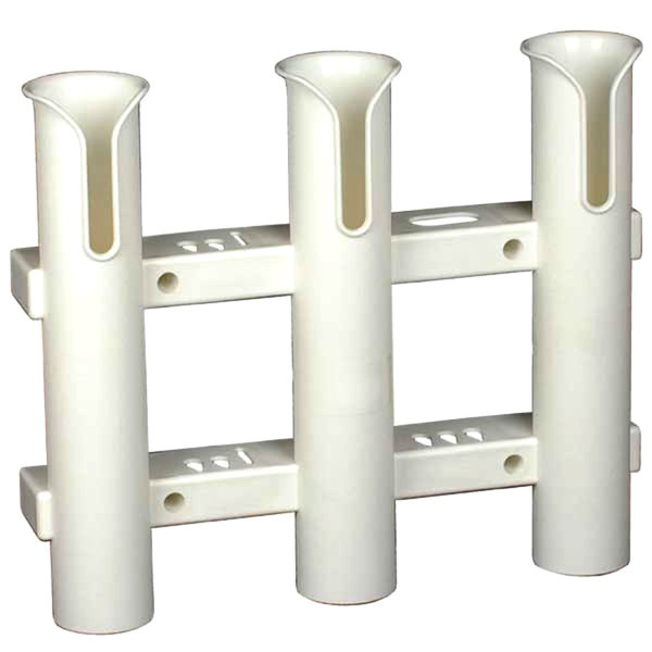 Surface Mount 3 Rod Holder