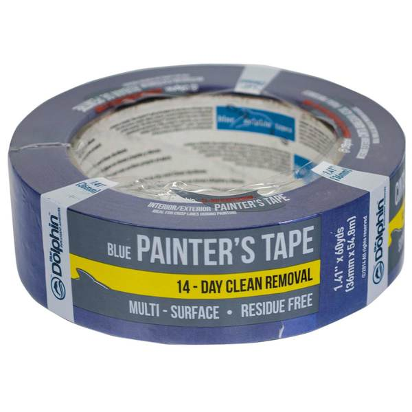 "1 1/2"" Blue Painter's Tape"
