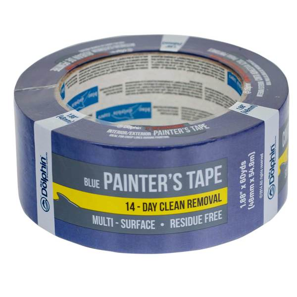 "2"" Blue Painter's Tape"