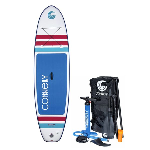 "10'6"" Dakota Inflatable Stand-Up Paddleboard Package"