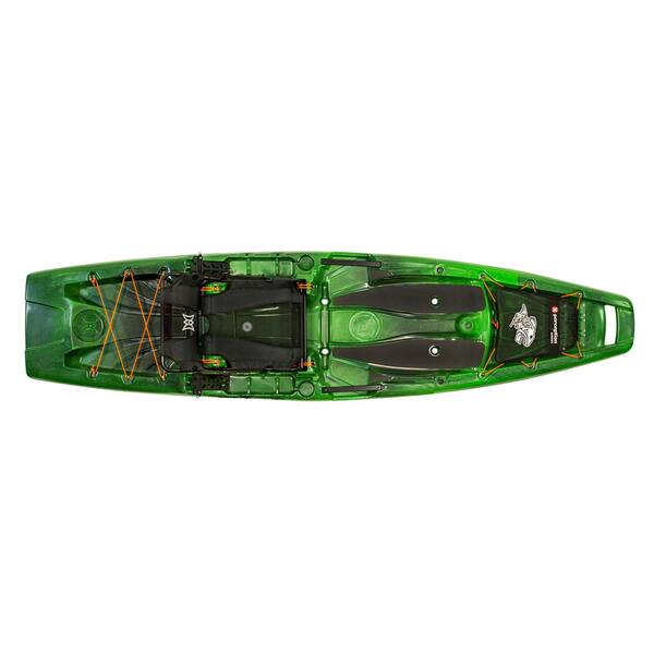 11.5 Outlaw Sit-On-Top Angler Kayak