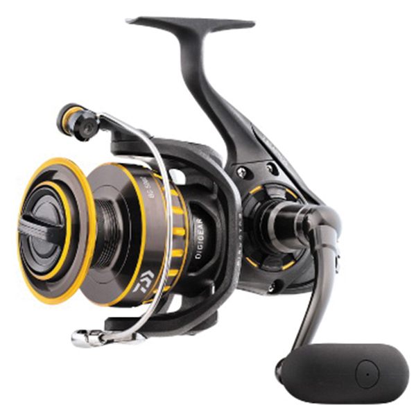 BG 5000 Spinning Reel with J-Braid Line