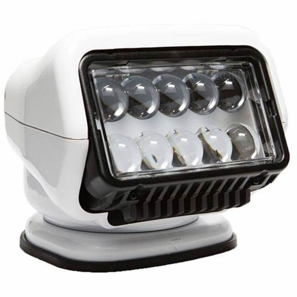 Stryker LED Fixed Mount Searchlight with Hard Wired Dash Mount Remote