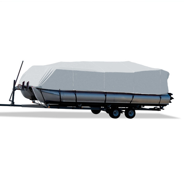 Flex-Fit™ PRO Boat Cover Pontoon, 20' - 21'