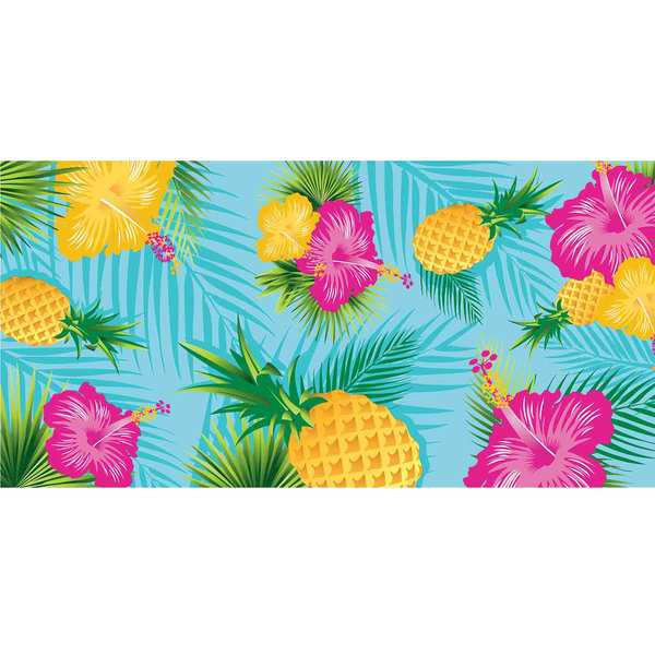 Tropical Fun Beach Towel