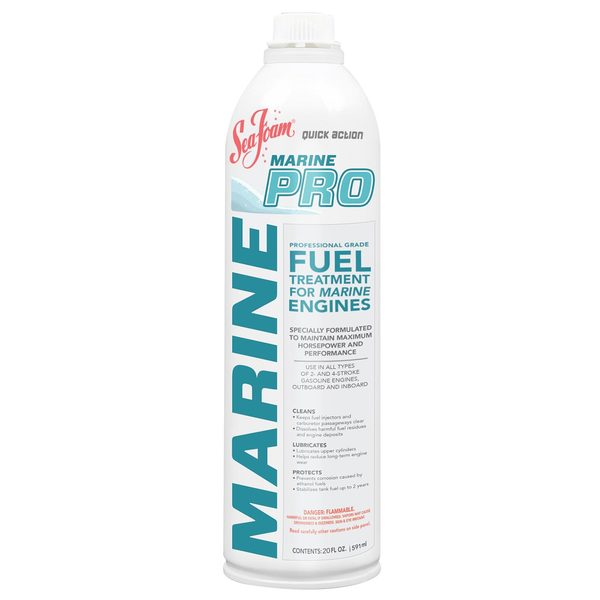Marine Pro Fuel Treatment, 20 oz.
