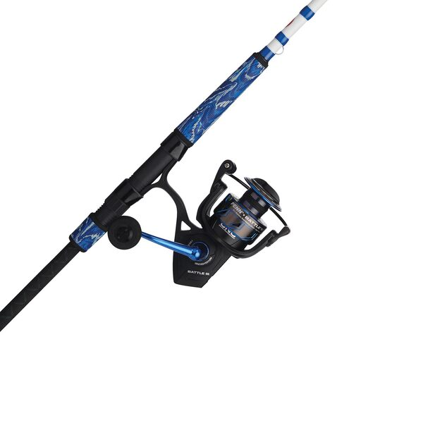 7' Battle® III Spinning Combo 5000 LE