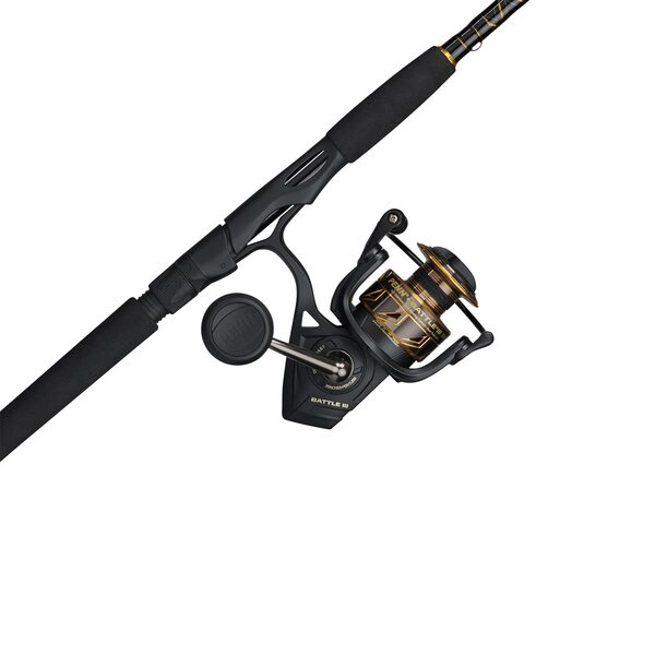 7' Battle® III Spinning Combo 5000