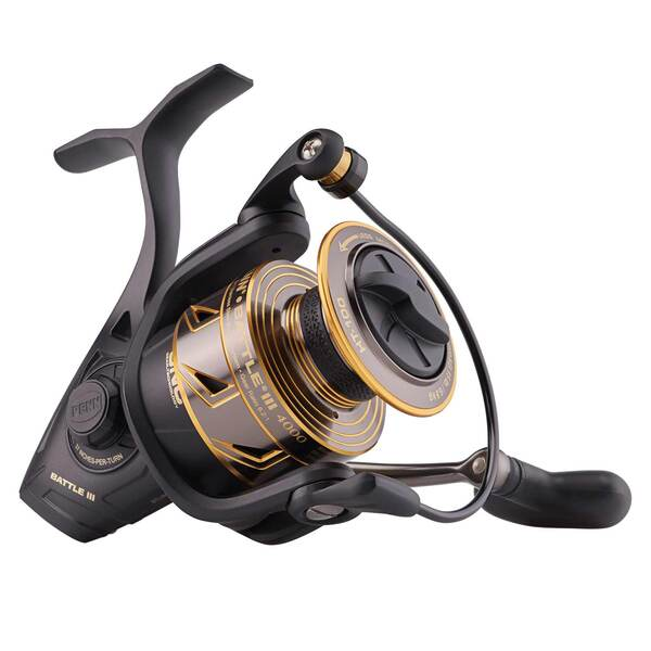 Battle® III 4000 Spinning Reel