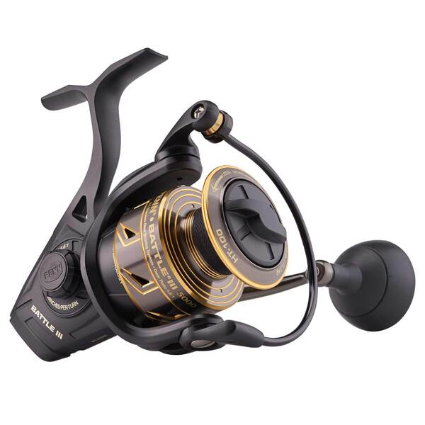 Battle® III 5000 Spinning Reel