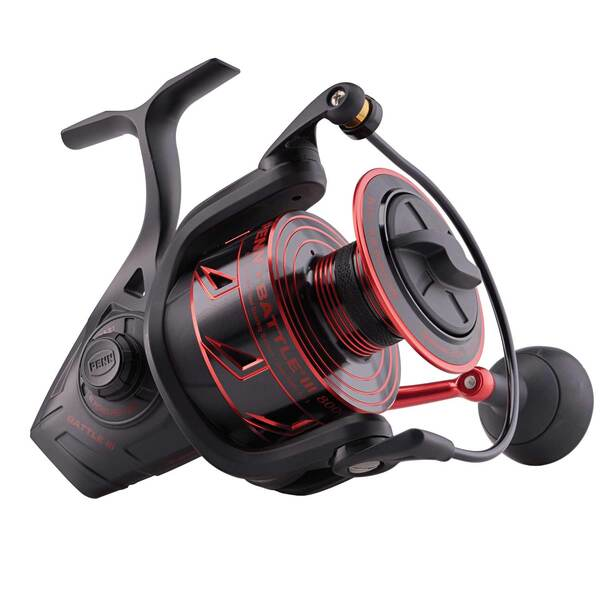 Battle® III 8000HS Spinning Reel