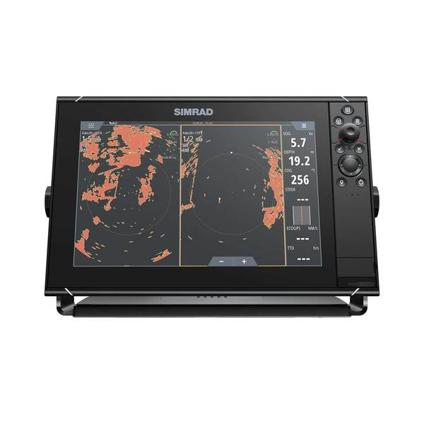 NSS12 evo3 S Multifunction Display with US C-MAP Charts
