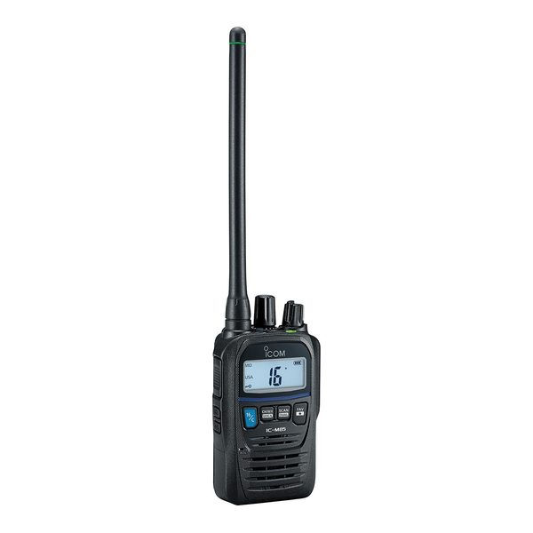 M85UL Compact Intrinsically Safe Handheld VHF