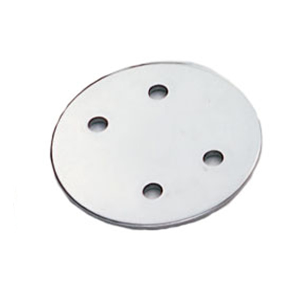 "2 1/2"" Dia. Backing Plate Heavy-Duty Round-Base Padeye"