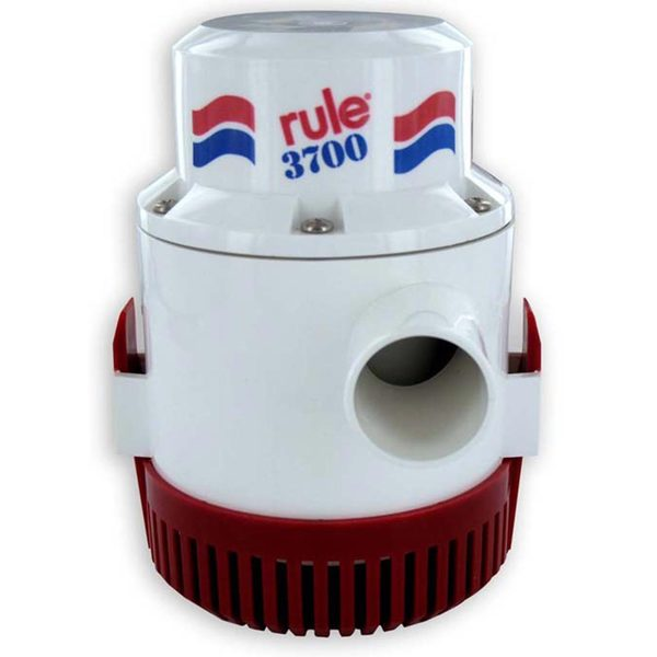 3700 GPH Heavy-Duty Electric Bilge Pump