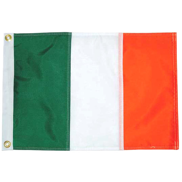 "Ireland Courtesy Flag, 12"" x 18"""