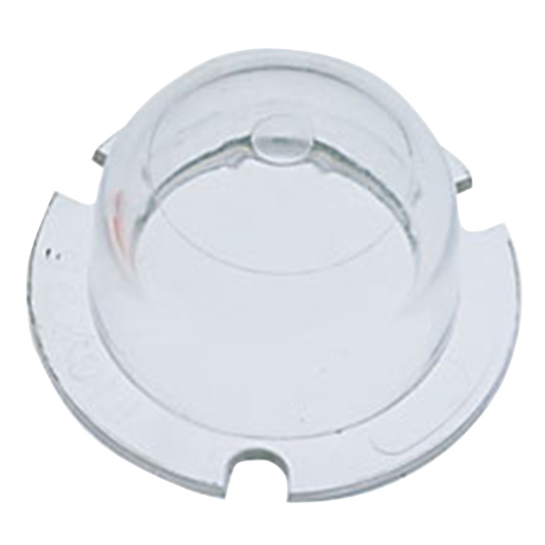 Replacement Lens Fits Perko Lights 965/964, One Closed Top Lens