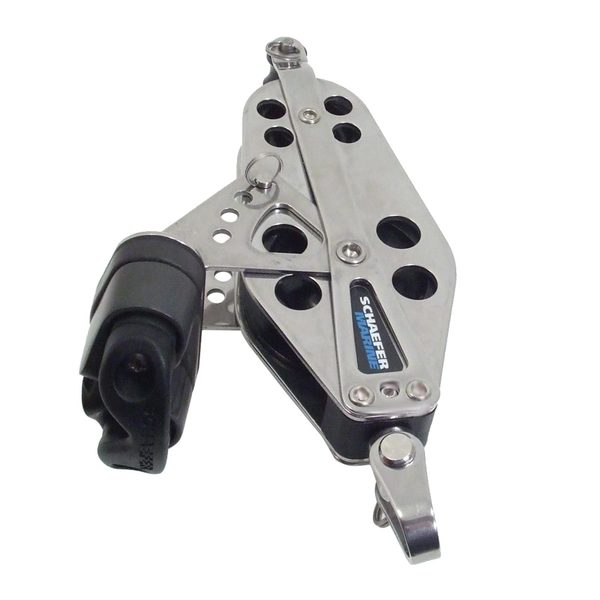 5 Series Fiddle Block with Adjustable Cam and Becket, 18.0 oz.