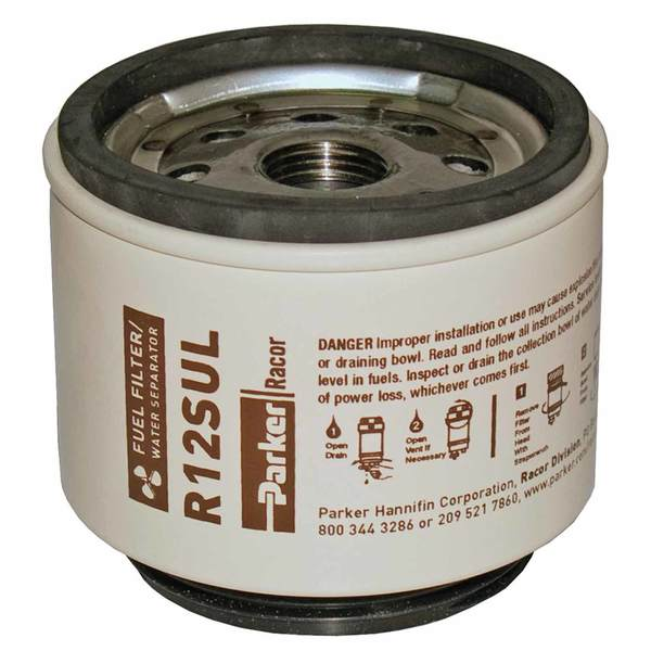 racor fuel filters p series racor r12sul spin on fuel filter water separator for series  racor r12sul spin on fuel filter water