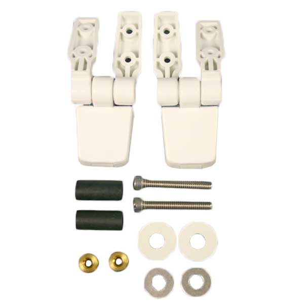 Toilet Seat Cover Hinges Velcromag