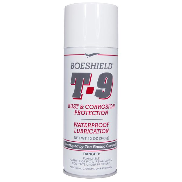 T-9 Spray Lube, 12 oz.