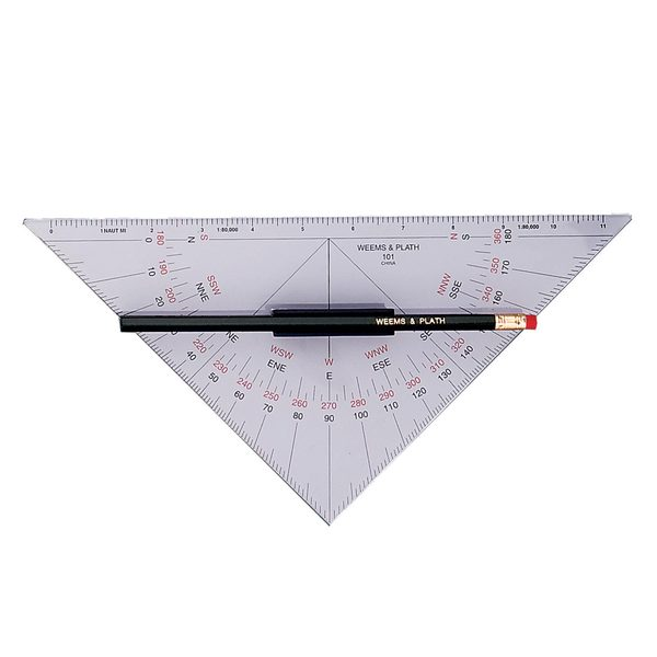 Triangle Protractor with Handle