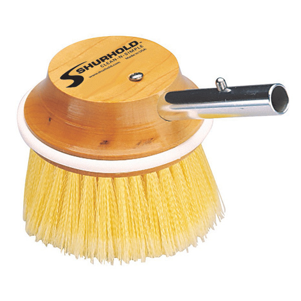 "5"" 50 Special Application Deck Brush"