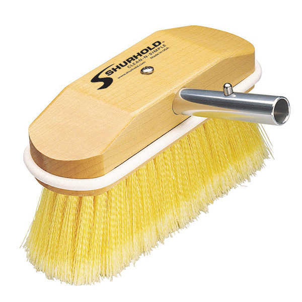 "8"" 308 Special Application Deck Brush"