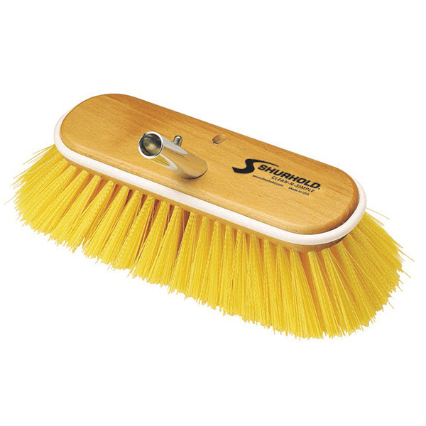 "10"" 985 Deck Brush, Medium"