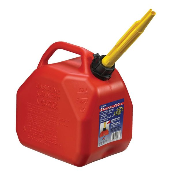 Scepter Self Venting Fuel Can 2 1 2 Gallon West Marine