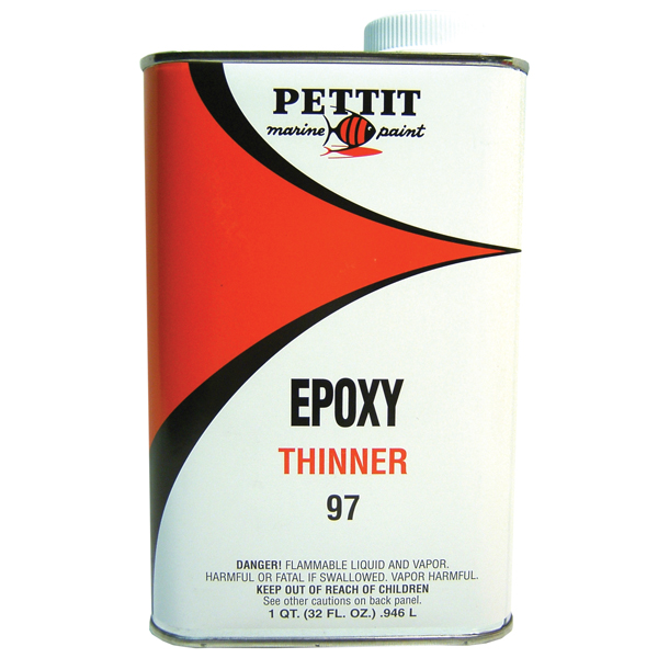 97 Epoxy Thinner, Quart
