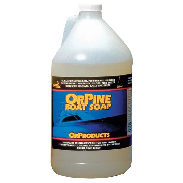 Orpine Boat Soap, Gallon