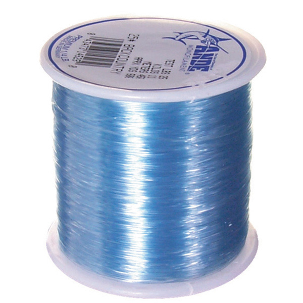 Ande Back Country Mono Line 1/4Lb Spool, Blue, 10Lb, 1350Yds
