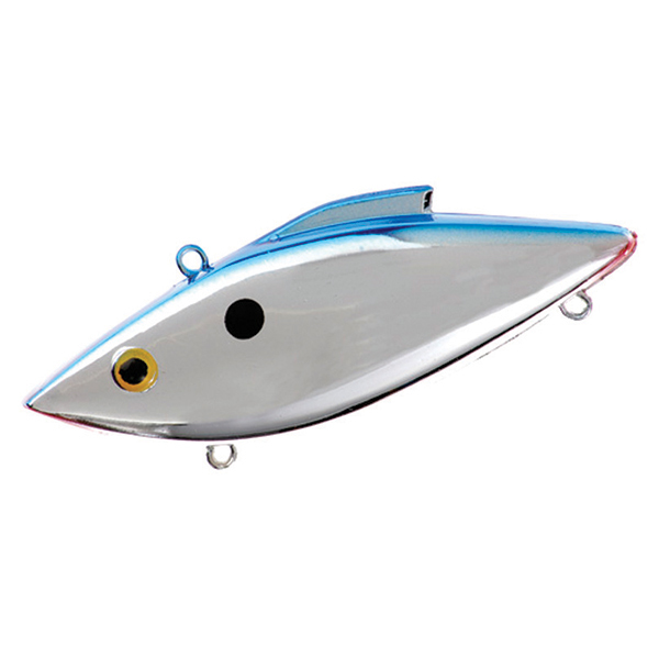 Rat-L-Trap® Chrome Lipless Crankbait, 3""