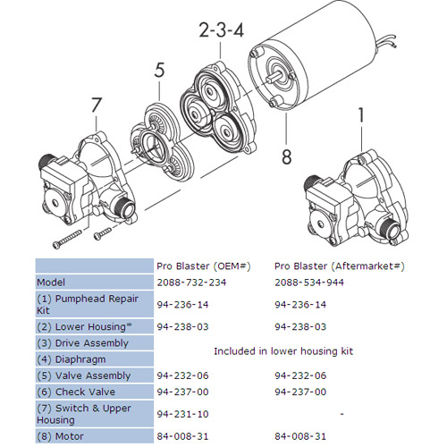 shurflo pump service kits   parts west marine electrical wiring diagram pdf electrical wiring diagram pdf download