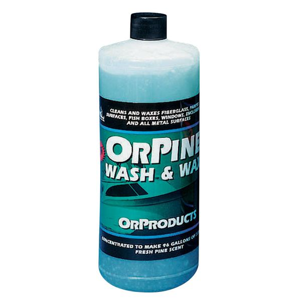 OrPine Wash & Wax, Quart