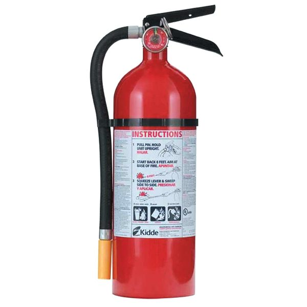 PRO 5MP Fire Extinguisher