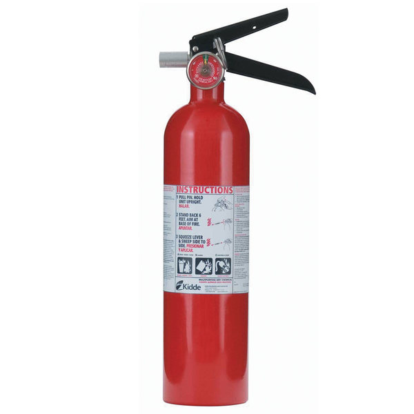 PRO 2.5MP Fire Extinguisher