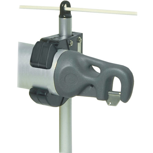 Stanchion-Mount Pole Chocks