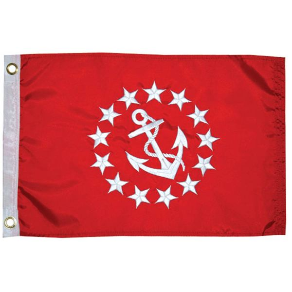 "Vice Commodore Flag, 12"" x 18"""