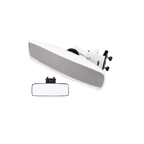 Click here for Cipa Comp II Ski Mirror  White prices