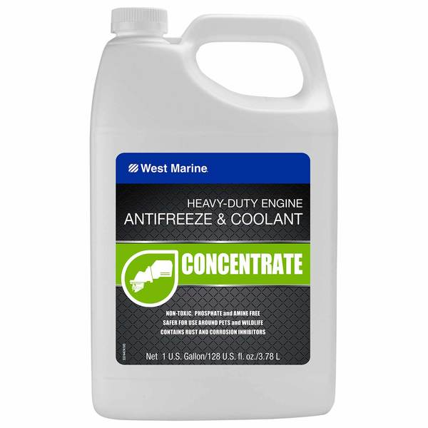Engine Antifreeze & Coolant, Gallon