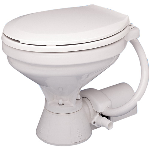 Jabsco Compact Electric Toilet