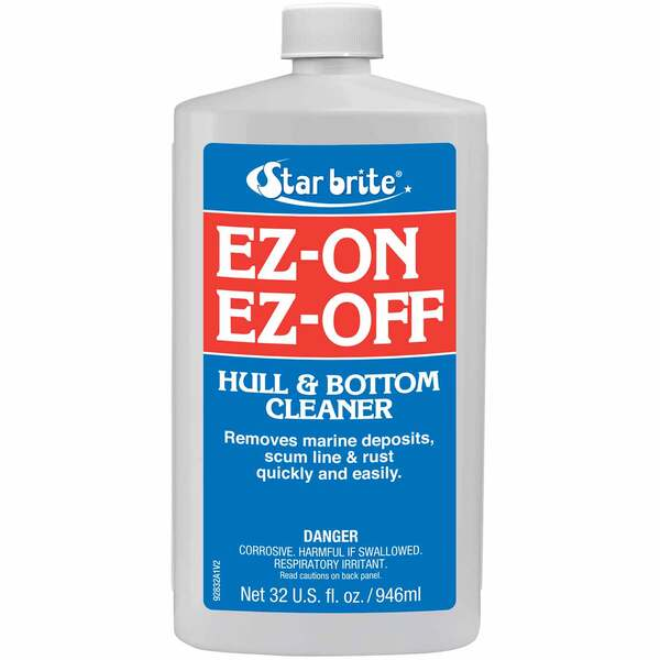 EZ-On EZ-Off Hull Cleaner, 32 oz.