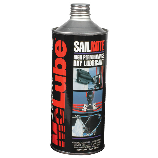 SailKote High-Performance Dry Lubricant, Quart