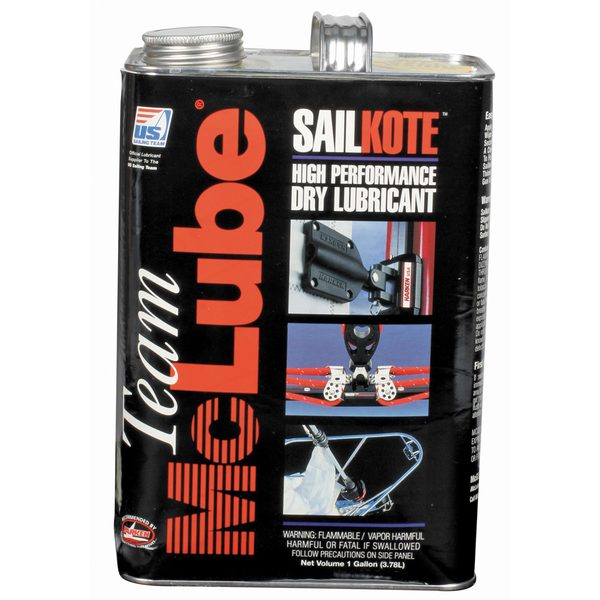 Mclube SailKote High-Performance Dry Lubricant, Gallon